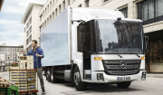 Le nouvel Econic Mercedes-Benz en ramassage-distribution