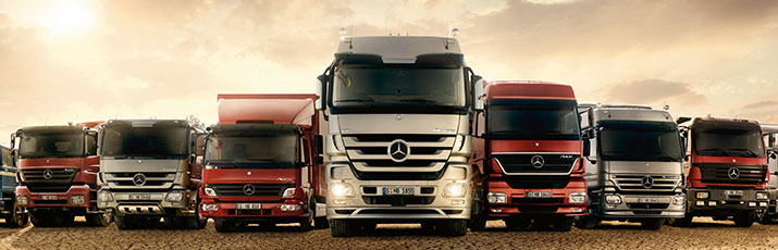 Camions d'occasion Mercedes-Benz