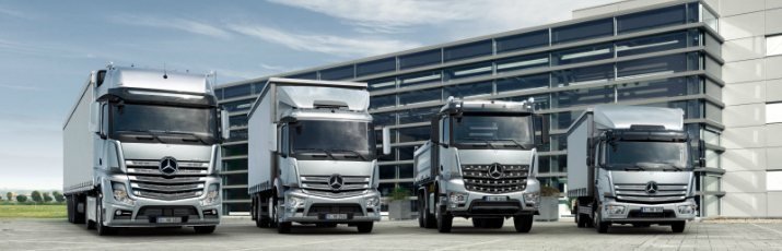 Mercedes-Benz serviceprogramma Select