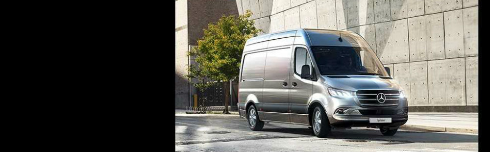 Sprinter 100 procent for you